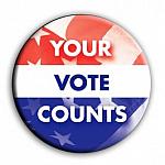 Vote November 6th!