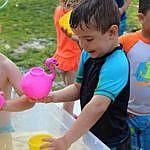 Water Day Fun!